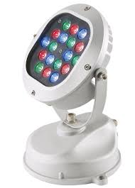Multi Colored Flood Lights Outdoor Outdoor Multi Color Rgb Led Flood Lights