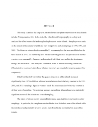 003 Essay Example What Is An Abstract Page In Apa 6th Edition