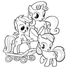 My Little Pony Coloring Game Zupa Miljevcicom