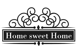Small Picture Home sweet Home 4 Wall sticker wall artcom