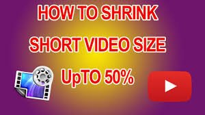 how to shrink video size how to shrink video size upto 50 without losing resolution urdu