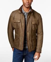 Barbour Chukka Quilted Jacket - Coats & Jackets - Men - Macy's & Barbour Chukka Quilted Jacket Adamdwight.com