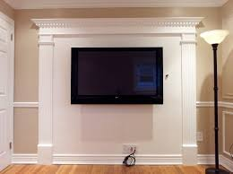 wonderful best way to mount flat screen tv on wall pictures design within brilliant and gorgeous