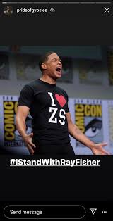 He played college football at eastern illinois university. Aquaman Jason Momoa Stands With Justice League Co Star Ray Fisher In Joss Whedon Jostle Geek Culture