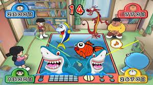 Game Doremon cùng Nobita tham gia hội thi câu cá hay nhất