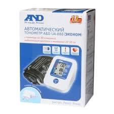 AND <b>UA</b>-<b>888AC</b> E <b>тонометр</b> автоматический с адаптером купить ...
