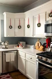 The Kitchen 17 Best Ideas About Christmas Kitchen On Pinterest Farmhouse