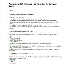 Embed Assignment 204 Shampoo And Condition Hair And Scalp
