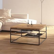 square living room table coffee table