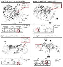 2005 kia sorento spark plug wiring diagram not lossing wiring tech tip kia has intermittent mil on no fault code stored rh underhoodservice com kia sorento motor diagram 2005 kia sorento spark plug wire diagram