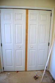 pretty how to fix a closet door on rollers ideas ball