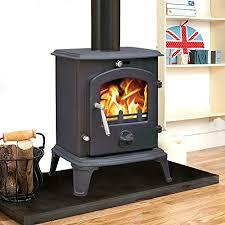 ja061 log burner 5 5kw multifuel woodburning stove wood burner fireplace cast iron