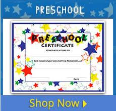 Prek Diploma Diplomas And Certificates Kids Graduation Andersons