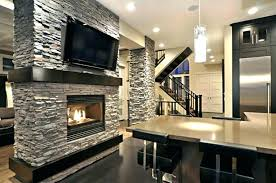 modern stone fireplace contemporary stacked stone fireplace ideas nice fireplaces for modern stone fireplace ideas modern