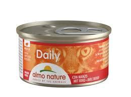 """<b>Almo Nature консервы</b> для кошек """"Кусочки с говядиной"""", <b>Daily</b> ..."""