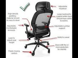back pain chairs. Ergonomics Chairs For Back Pain