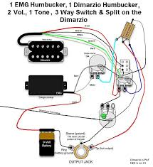 emg 81x dimarzio x2n pull push coil tap ultimate guitar then to the pickup selector switch then from the pickup selector switch to the jack the pots for the dimarzio aren t labeled in the diagram but they are