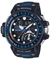 Casio G Shock Watches With Tide Graph And Moon Chart G