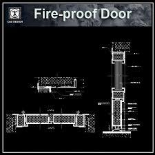 free fire proof door details free