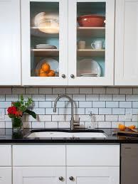 kitchen backsplash grey subway tile. Kitchen Backsplash Grey Subway Tile