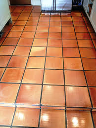 Kitchens With Terracotta Floors Terracotta Restoration Stone Cleaning And Polishing Tips For