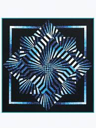 Quilt Patterns Adorable Spiral Motion Quilt Pattern