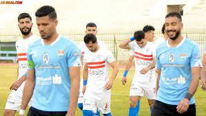 رسمياً.. الإتحاد المصري يعلن إقامة مباراة الزمالك وغزل المحلة بـ استاد  الإسكندرية