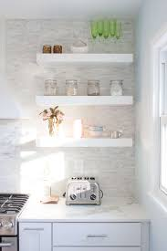 Open Shelf Kitchen How To Organize Open Shelving In A Kitchen Lay Baby Lay
