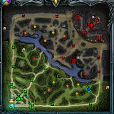 new and old dota2 mini map difference dota2