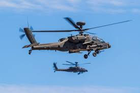 Lockheed Martin Awarded 128m For Support Services For Apache