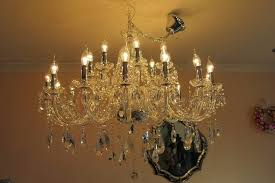 absolutely huge 30 arm 3 6 foot wide lead crystal chandelier in hove east sus gumtree