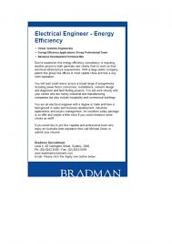 recent assignments bradman recruitment group electrical engineer