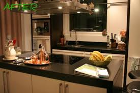 kitchen counter. After: Simple Kitchen Counter T