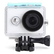 <b>waterproof case for</b> xiaomi yi sports camera diving <b>40m</b> back up ...