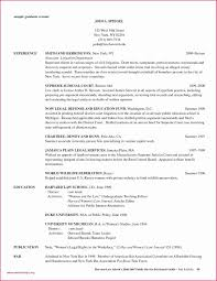 Harvard Law School Resume Attorney Cover Letter Examples