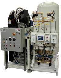 medical air compressor systems plants scroll medical air reciprocating stack basemount