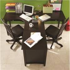 l shaped desk for two. Plain For Found It At Wayfair  Hillsdale 3Piece LShape Desk Office Suite  Dream  Pinterest Desks Office And Offices Inside L Shaped For Two T