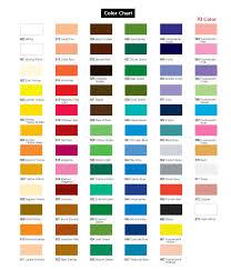 How To Mix Acrylic Paint Colors Chart Shield Artist Acrylic Color Tradekorea