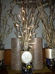 50th birthday party decoration ideas diy brainy best 25 50th anniversary centerpieces ideas on