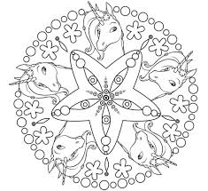 Mia And Me Coloring Pages Printable Energyefficienthometipsnet