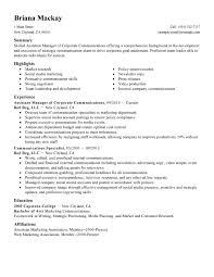 Affiliation Example Resume Best Of Best Restaurant Assistant