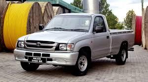 Toyota Hilux 2000 SR Single Cab ZA spec '2001–05 - YouTube