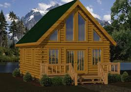 cabin floor plans. Bear View Cabin Floor Plans