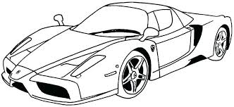 Supercar Coloring Pages Beautiful Printable Race Car Coloring Pages
