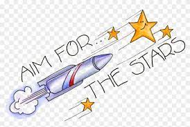 Aim For The Stars Clip Art - Great Job Clip Art - Free Transparent PNG  Clipart Images Download