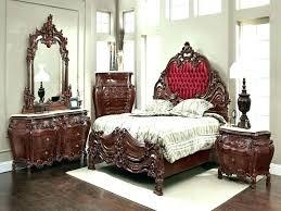 victorian bedroom furniture. Victorian Bedroom Set Furniture Beautiful Cream Style