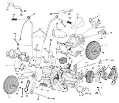 power wheels parts list and diagram after  power wheels 73218 9993 parts list and diagram after 6 10 02 com