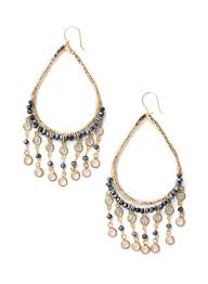 teardrop chandelier earrings all accessories jewelry accessories peruvian connection