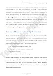 age discrimination academic essay assignment topgradepapers c topgradepapers com 4