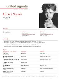 Examples Of Acting Resumes Valid Resume For Actors Elegant Template